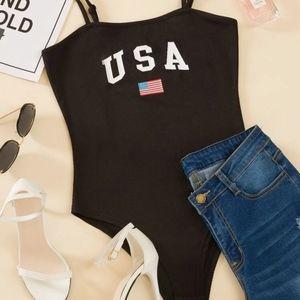 USA bodysuit